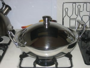 All-Clad Karahi Pan