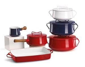 Dansk Enameled Steel Cookware