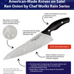 Savings on American-Made Ken Onion Rain Series Knives