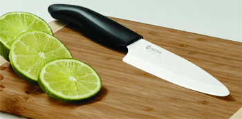 Kyocera Revolution Ceramic Knives