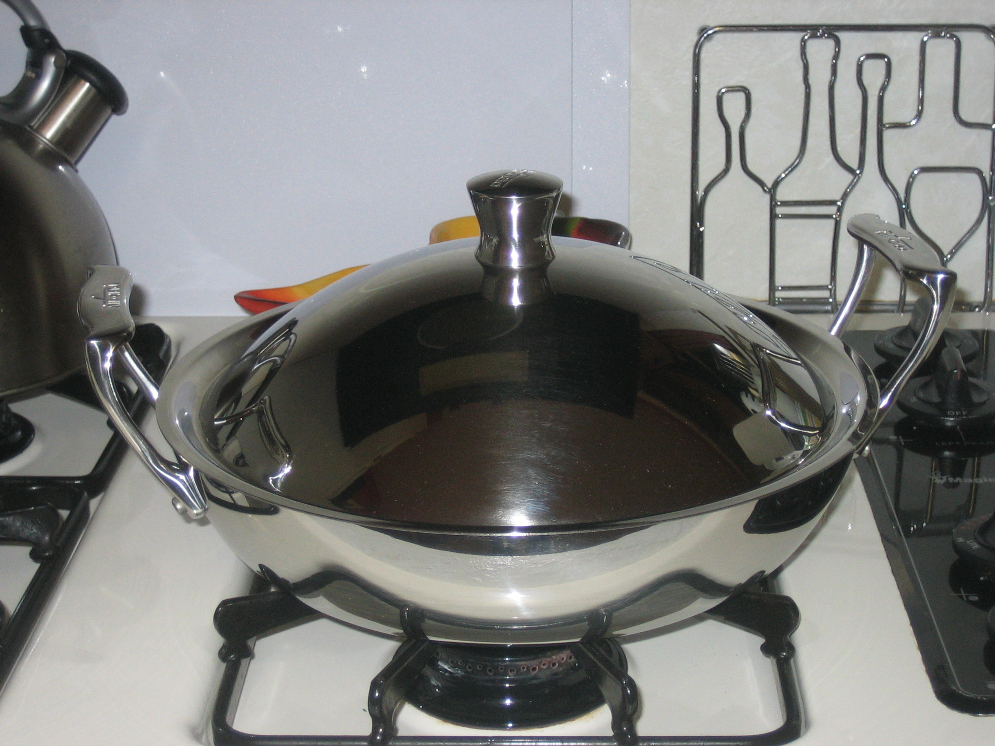 New All-Clad Karahi Pan