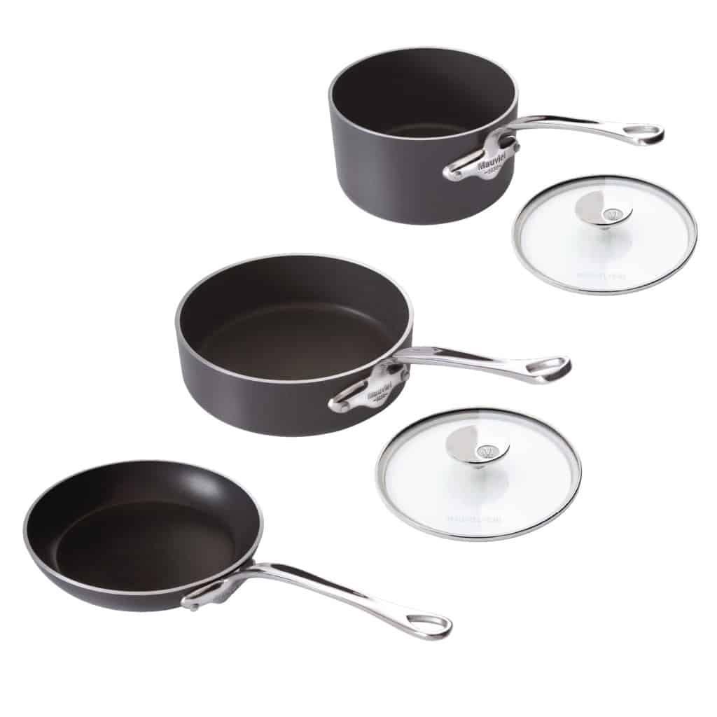 New! Mauviel French Cookware is Non-Stick, Dishwasher-Safe & Great Looking