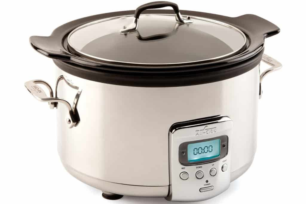 Fast meals in All-Clad Slow Cooker