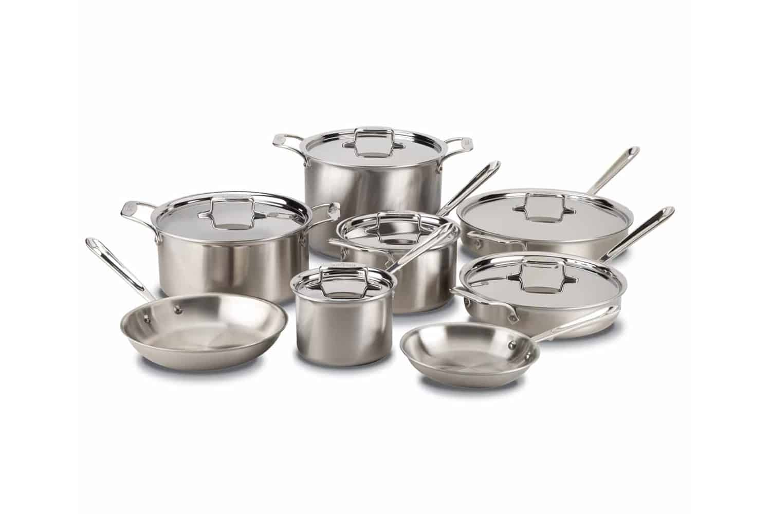 All-Clad Tri-Ply Stainless Steel vs. d5 Cookware Review